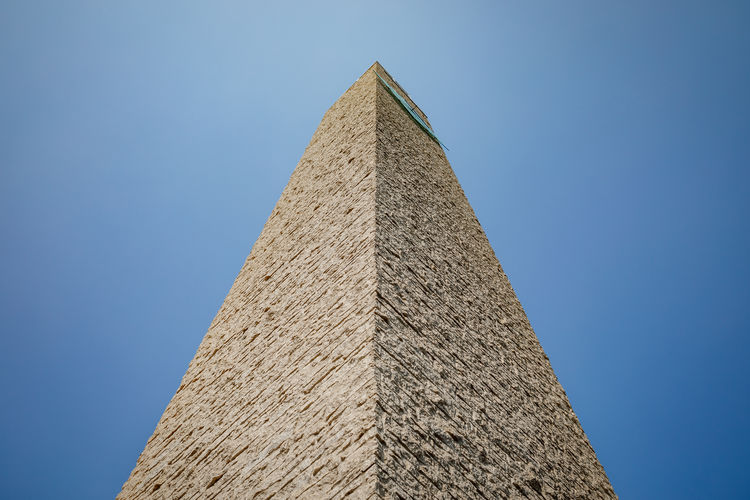 City Pyramid Ancient Civilization Clear Sky History Triangle Shape Ancient Sky Architecture Travel Monument National Monument Memorial Symbolism Tall - High National Icon