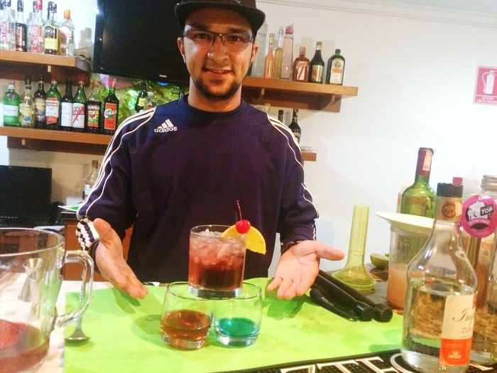 Mixologia Bartender First Eyeem Photo