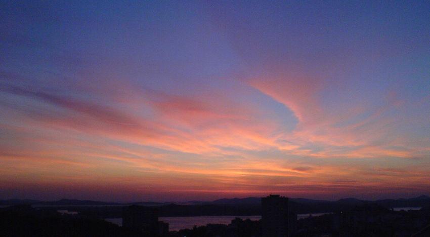 Last light spectrum Atmospheric Mood Landscape Orange Outdoors Pallete Scenics Sunset Twilight