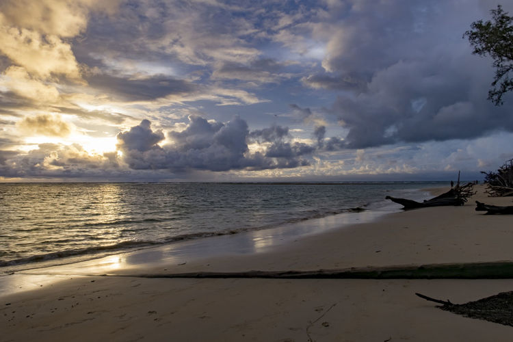 Beach before the Storm! Deserted Beach, Sunset Beach Beach Before The Storm Beauty In Nature Cloud - Sky Day Horizon Over Water Nature No People Outdoors Sand Scenics Sea Sea Before Storm Sky Sunlight Sunset Tranquil Scene Tranquility Water