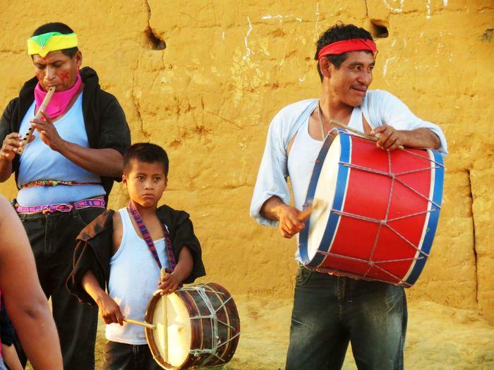 DRUMS Drums Dancers EyeEmNewHere Native Drums Music Native Latinoamerica