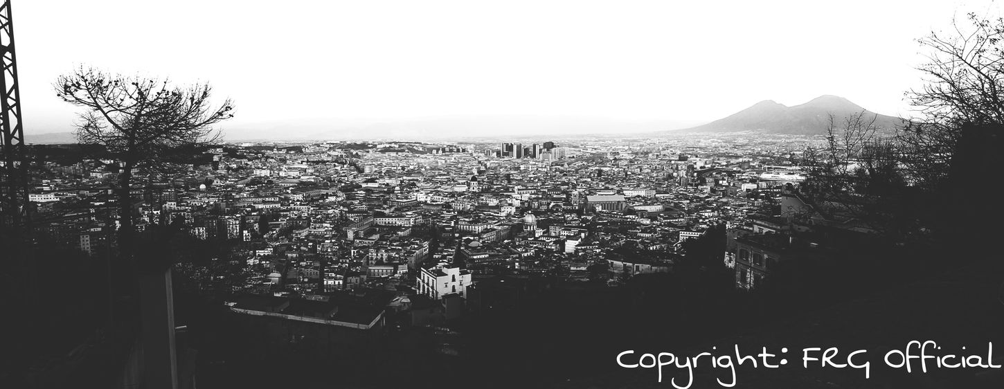Showcase: February Naples Belvedere SanMartino Vomero Enjoying Life Relaxing Check This Out B/n Blackandwhite Photography Frg_official City Life Hdr Edit Taking Photos Napoli_foto Vesuvio