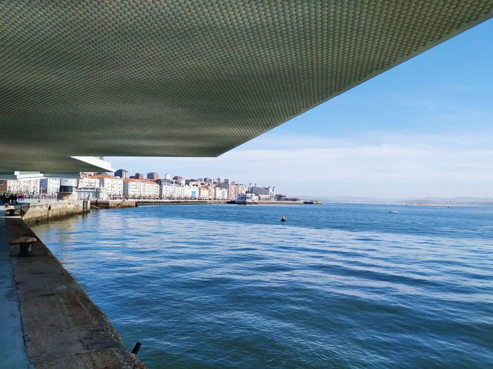 Mycity Santander EyeEm Best Shots Eyem Best Shots Eyem Gallery Eyem Eyem Nature Lovers  Eyem Best Shots Nature_collection EyEmselect Pictureoftheday Picoftheday Picture Cantabria Cantabriainfinita Santander, Spain Water Sea Beach Cityscape Sky Architecture Building Exterior Horizon Over Water Built Structure Calm Tranquil Scene Idyllic Tranquility Coast