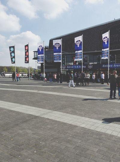 Really good memory's.. ? Korfbal League 2014 Ahoy Rotterdam Loveit