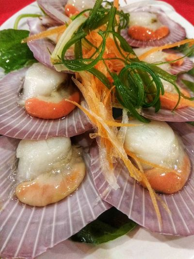Food And Drink Food Freshness Indoors  Healthy Eating High Angle View No People Close-up Seafood Ready-to-eat Day Shell Collector Seafoods