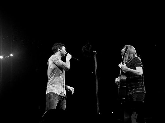 Monochrome Photography FAVORITE BAND EVER MAROON FREAKING 5! Jamesvalentine Adamlevine Maroon5