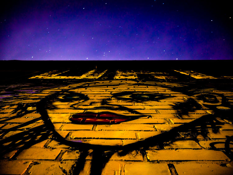 Midnight Lady Astronomy Cities At Night Dark Fresh On Eyeem  Graffiti Illuminated LUMIX GX8 Night Sky Stars The Great Outdoors - 2016 EyeEm Awards The Week On Eyem Twinkling Lights Fine Art Photography Eyeemphoto Battle Of The Cities Dramatic Angles Overnight Success Art Is Everywhere