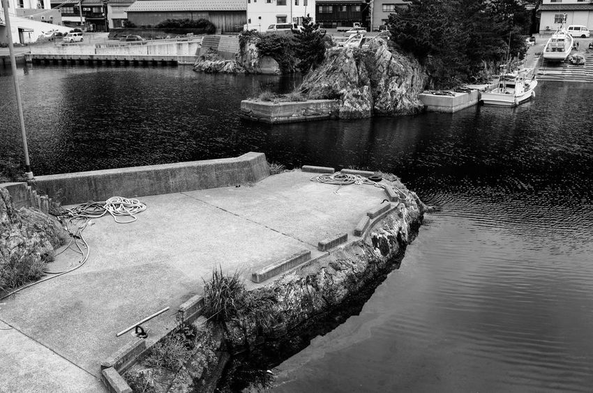 Art Blackandwhite Japan Monochrome Port Sea Streetphotography Phtographer EyeEmBestPics Black And White Helloworld Snapshots Of Life スナップ写真 Artな写真 モノクロ 写真家 福井県 日本 スナップ