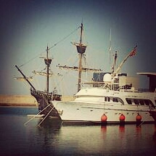 Harbour Ship Yatch Magallaes
