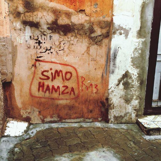 Morroco Graffiti Verycool