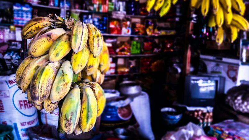 the famous Aitta Kola :-P Bananas Randomclick Journeyphotography Galaxys5click Galaxys5edit
