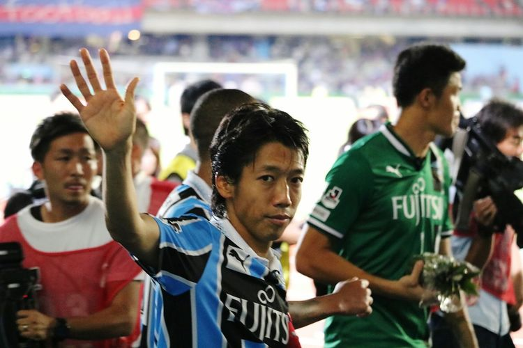 Nakamura Kengo Football Soccer Kawasaki Frontale 川崎フロンターレ Jleague サッカー観戦