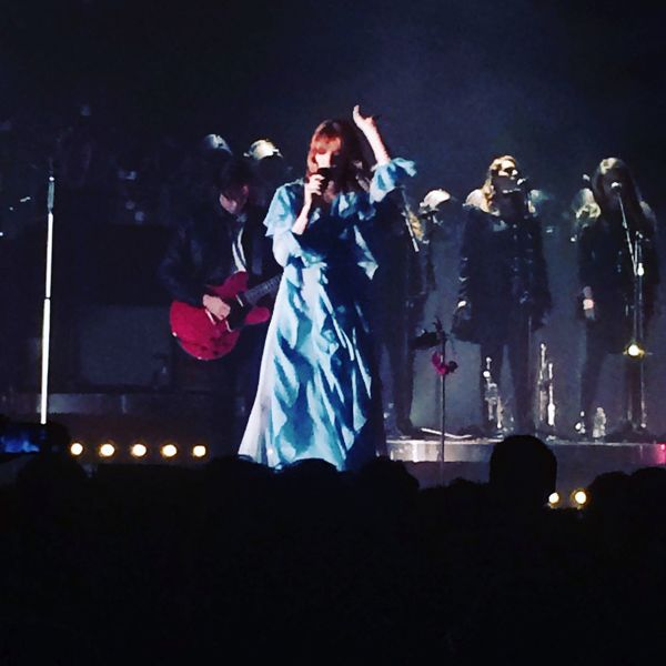 Florence + The Machine Unipolarena Concert Music Happy Love