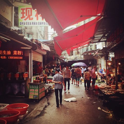 Xiamen China China Old Times Market