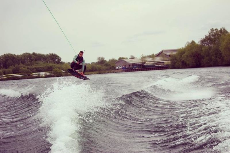 Wakeboarding Water Motion Leisure Activity Sport Outdoors Adventure Activity Speed Caversham Berkshire Sportphotography Motionphotography Capture The Moment