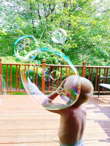 Capture The Moment Bubbles Summertime Intheeyesofachild Giggles