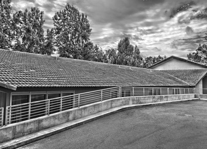 """""""Symmetry"""" Roof Rooftop Rooftops Roofline Symmetry Blackandwhite Black And White Black & White Black&white Blackandwhite Photography"""