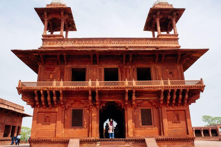The Adventure Handbook Fatehpur Sikri Fatehpursikri India The Traveler - 2015 EyeEm Awards The Architect - 2015 EyeEm Awards