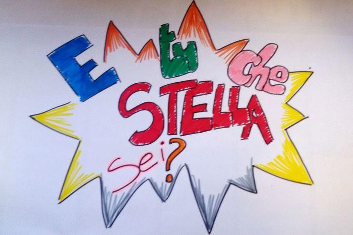E tu che stella sei? Stella Stars Steprinci👸 Drawing Frasi Canzoni Jovanotti L4l Enjoying Life Question ????
