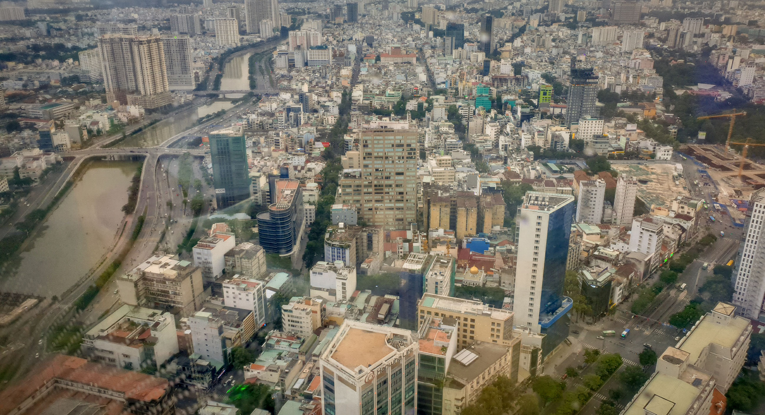 building exterior, architecture, built structure, city, cityscape, building, high angle view, residential district, aerial view, crowd, day, crowded, office building exterior, travel destinations, skyscraper, tower, outdoors, nature, travel, urban sprawl