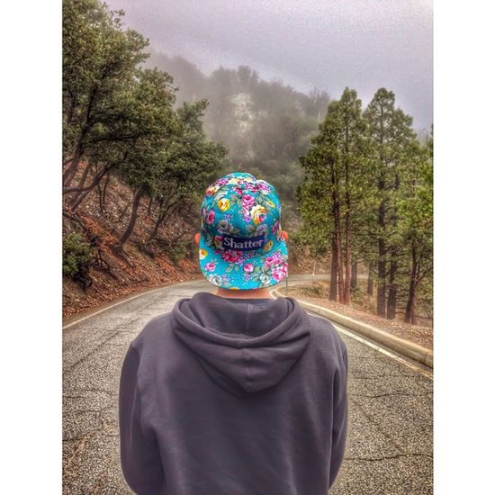 @steventokii reppin @shatterclothing in the woods, definitely love the name and the clothing line as well 🙌👌🔥 Shatterday Shatterclothing 710 Angelesnationalforest Dabbersdaily Oilheads