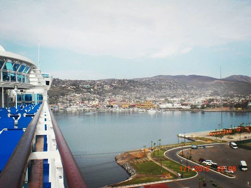 I'll miss you Mexico! 👋👋👋 (January winter break cruise photos) Travel Traveler Travels Traveling Fun Vacation Vacations Scenery Mountain Mountains Sky Skies Cloud Clouds View Views Whataview Boat Cruise Cruise Cruiseship Mexico Mexicocity  Ocean Sea boat boats water TheWorldGuru