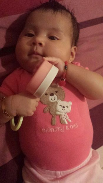 she has her first toy and she makes alot of noise lol #toys #for #my #little #girl #she #is #big #now