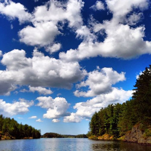 Ontario Landscape Beautiful Lake Landscape_photography Landscape_Collection Scenery Summer Lake View Parrysound