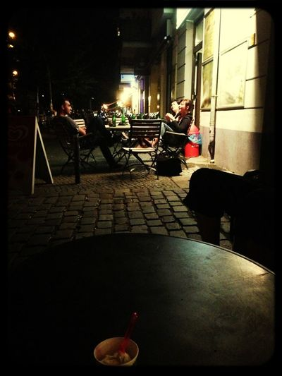Night Lights Friedrichshain