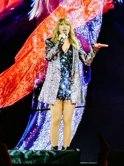 Taylor Swift - Reputation Stadium Tour, Manchester 2018 Taylor Swift Reputation Studio Tour Manchester UK Reputation Stadium Tour