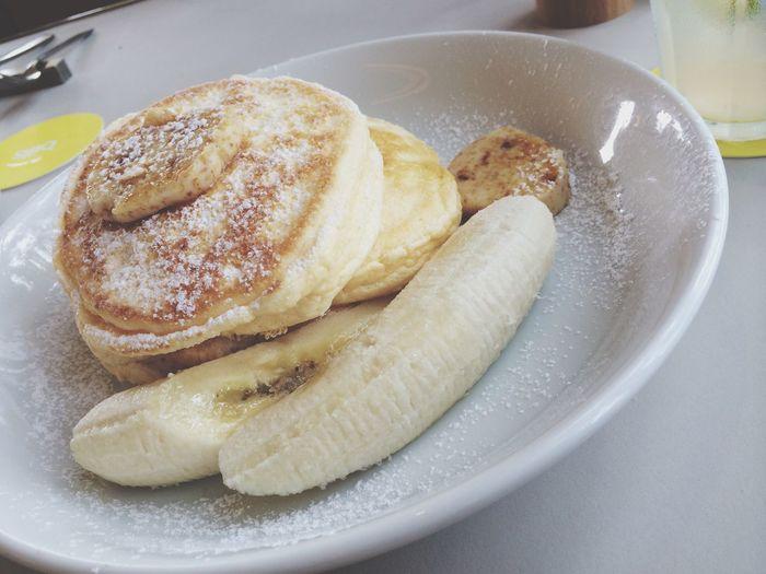 Bills Breakfast Pancakes Hungry