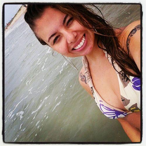 Acordei com o sol me dando bom dia :D Beach Summer Love Floripa