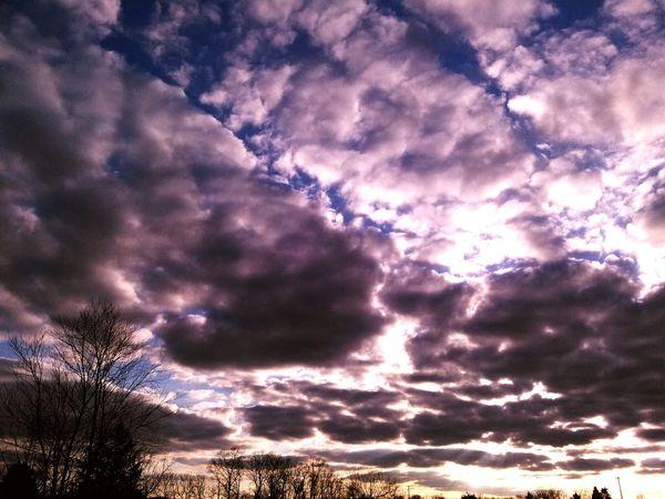 Awe Inspiring Sunset Pennsylvania Pennsylvania Sunset Landscape Sunset Sunset Silhouettes Beautiful Sunset Sunset