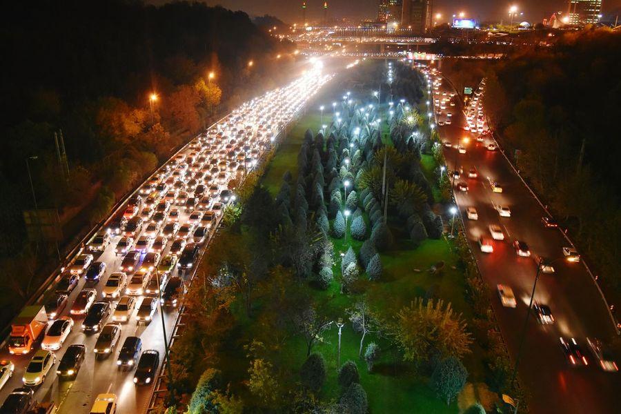 Tehran traffic jam Streetphotography Showcase: November Tehran Is Beautiful
