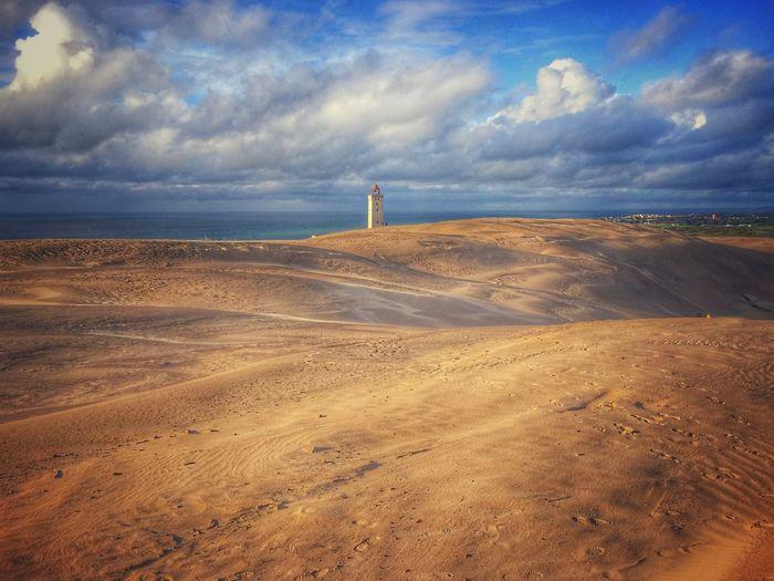 Rubjerg dune in