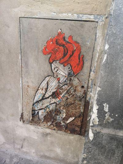 Graffitti No