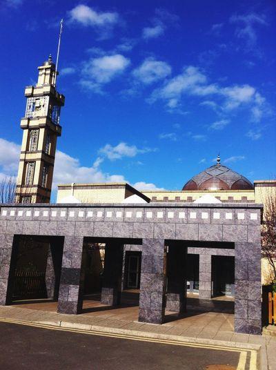 Ireland Dublin Islamic Center Mosque Religion