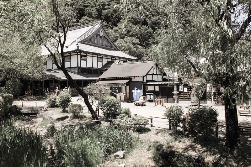 Edo wonderland is a model town of edo's times past. Ultimate Japan Old Buildings Japan Edo Wonderland Nikko Edomura Old House Architecture