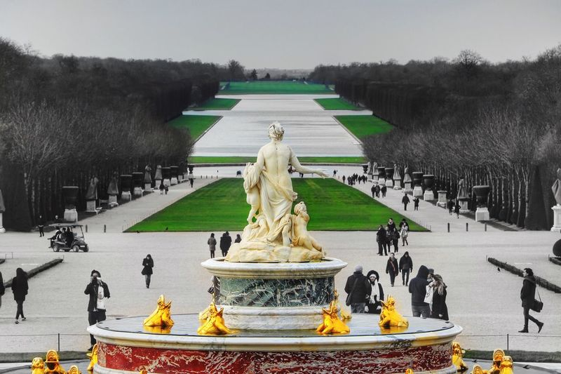 Check This Out Taking Photos Enjoying Life France Landscape EyeEm Best Shots EyeEm Nature Lover Nature Sky Versailles