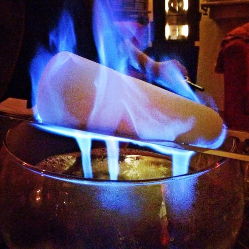 Silvester Brauch: Feuerzangenbowle Silvester Taking Photos Tadaa Community