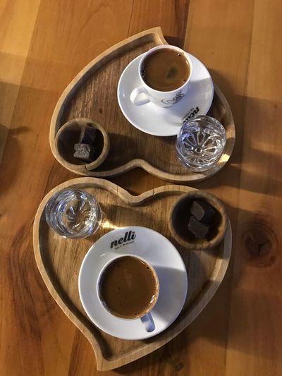Turkish Coffee Turkish Türk Kahvesi Türkkahvesi EyeEm Selects Drink Cup Mug Coffee Coffee - Drink Table Food And Drink Refreshment Coffee Cup Indoors  Crockery Still Life Freshness No People Directly Above Saucer Food Kitchen Utensil Spoon High Angle View EyeEmNewHere