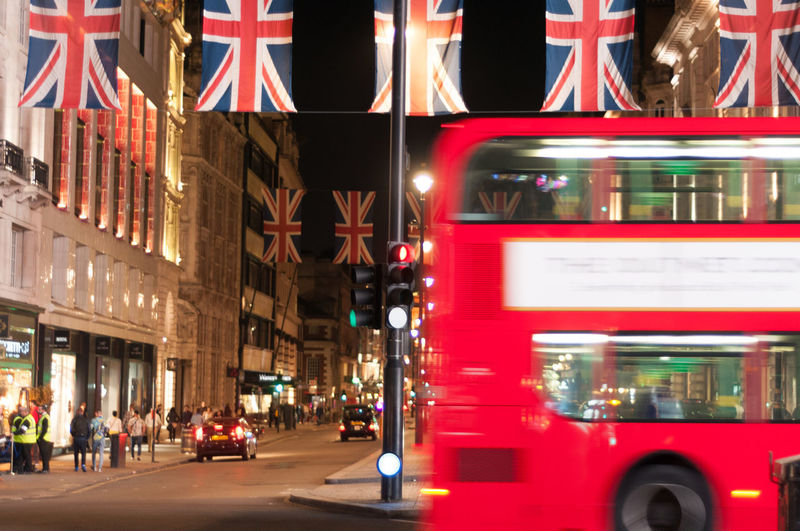 london by