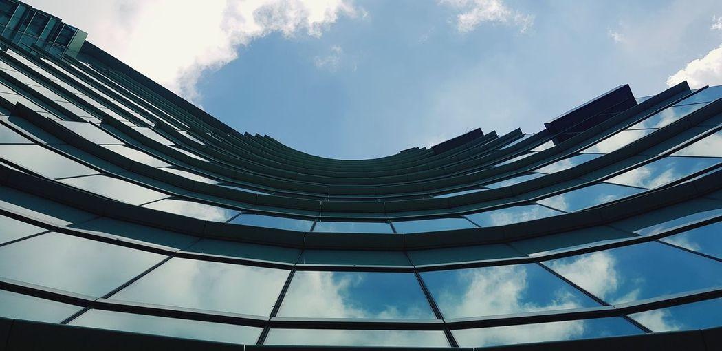Glass and Sky.