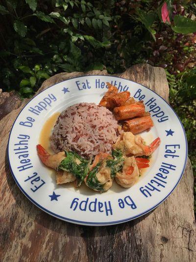 Basil Shrimp Basil Thai Food HomeTO❤️
