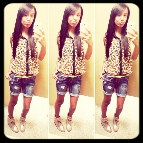Standing on My own two feet♡