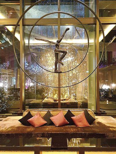 Mandarin Oriental Paris Paris, France  Art Sculpture Mandarinoriental Bar Hotel Luxe Cocktail Thierrymarx
