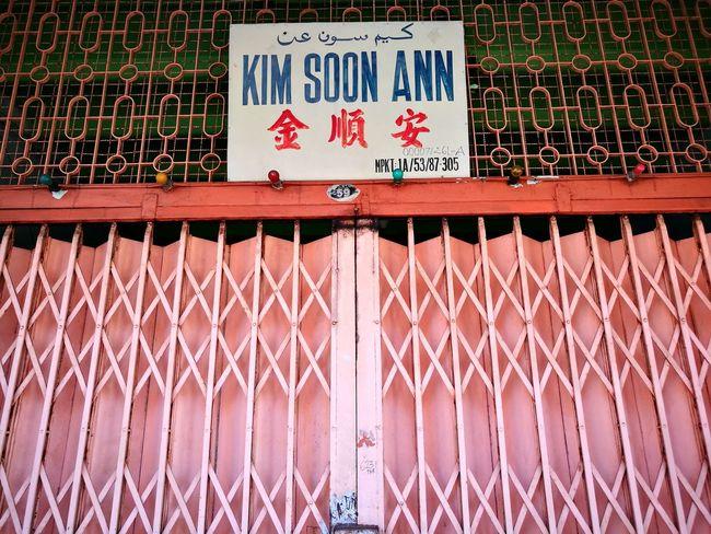 Pink Malaysia Kuala Terengganu Chinese Heritage Building Shop First Eyeem Photo