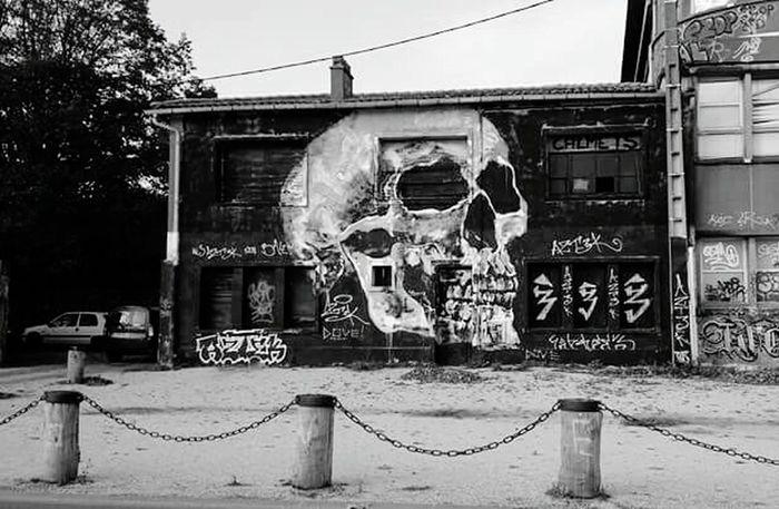 Port Tetedemort Balade Tag Art