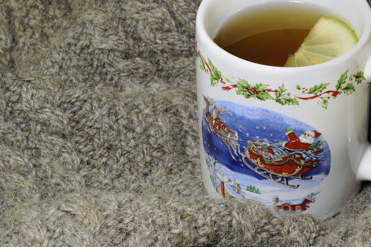 Beverage Blancket Christmas Christmastime Drink Holiday Home Inside Italy Lifestyles Morning Natural Relaxing Rusty Still Life Time For Breakfast  Tranquility Warm Weekend Winter Wool Xmas Handmade For You
