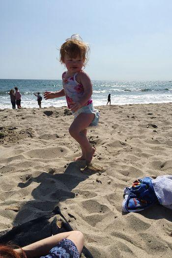 Beach Day Beach Photography Fun With Family Enjoying The Sun Beachphotography Vacation Running
